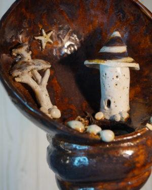 Keramikhalbkugel